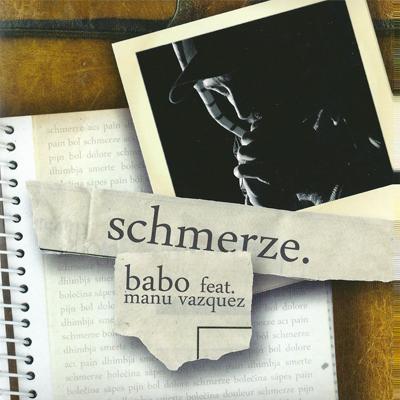 Babo_Schmerze_Front